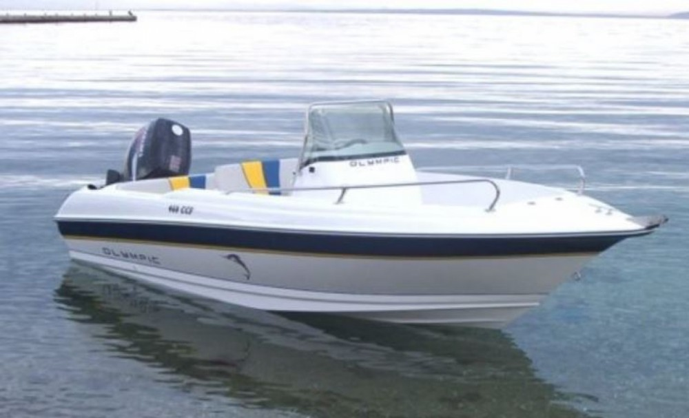 Olympic 490 sx between personal and professional