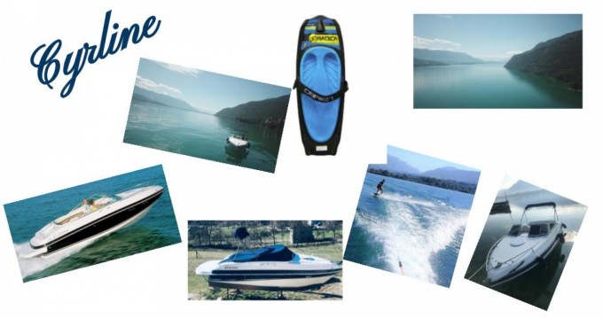 Hire Motorboat with or without skipper Four Winns Le Bourget-du-Lac