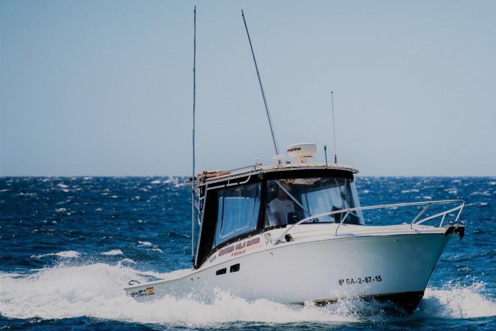 Rent a Luhrs Tornament open 240 Canary Islands
