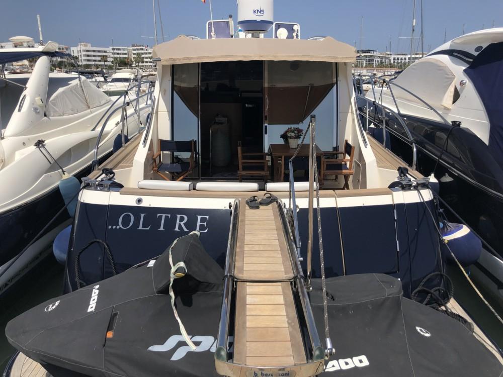 Boat rental Balearic Islands cheap Goldstars 48