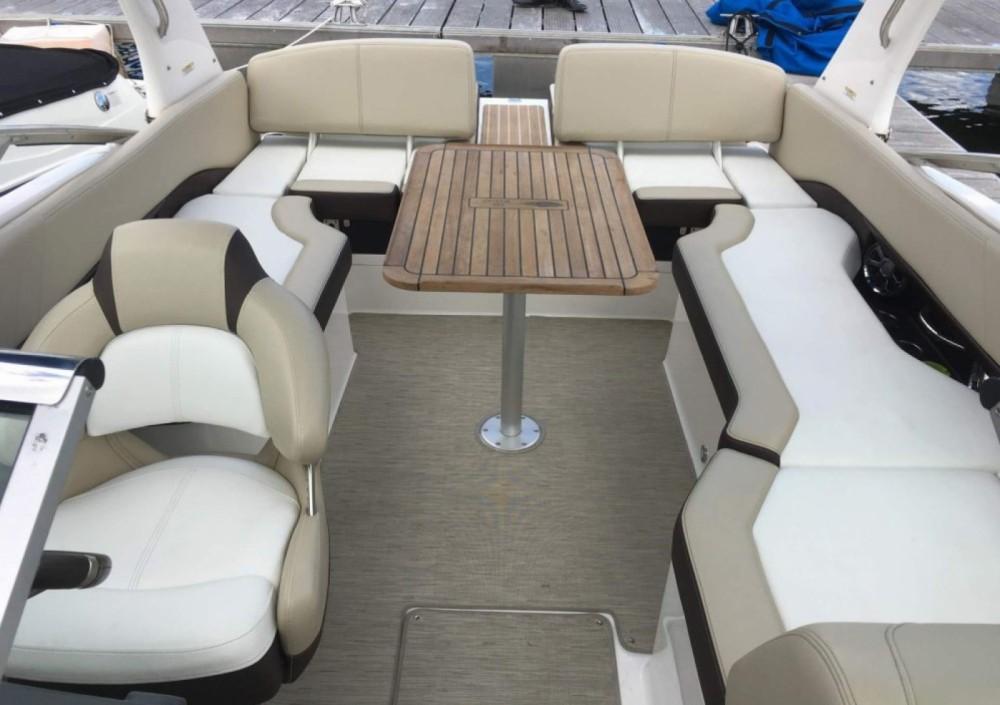 Rental Motorboat in Porto-Vecchio - Régal 2300
