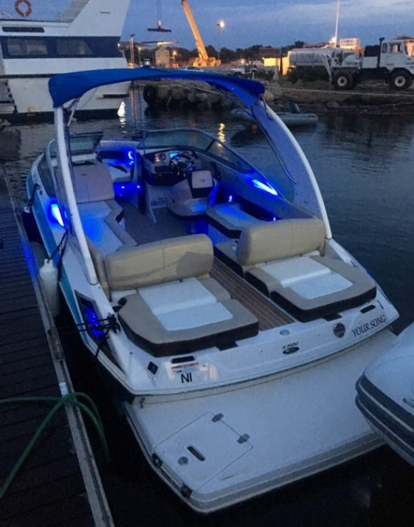 Boat rental Régal 2300  in Porto-Vecchio on Samboat