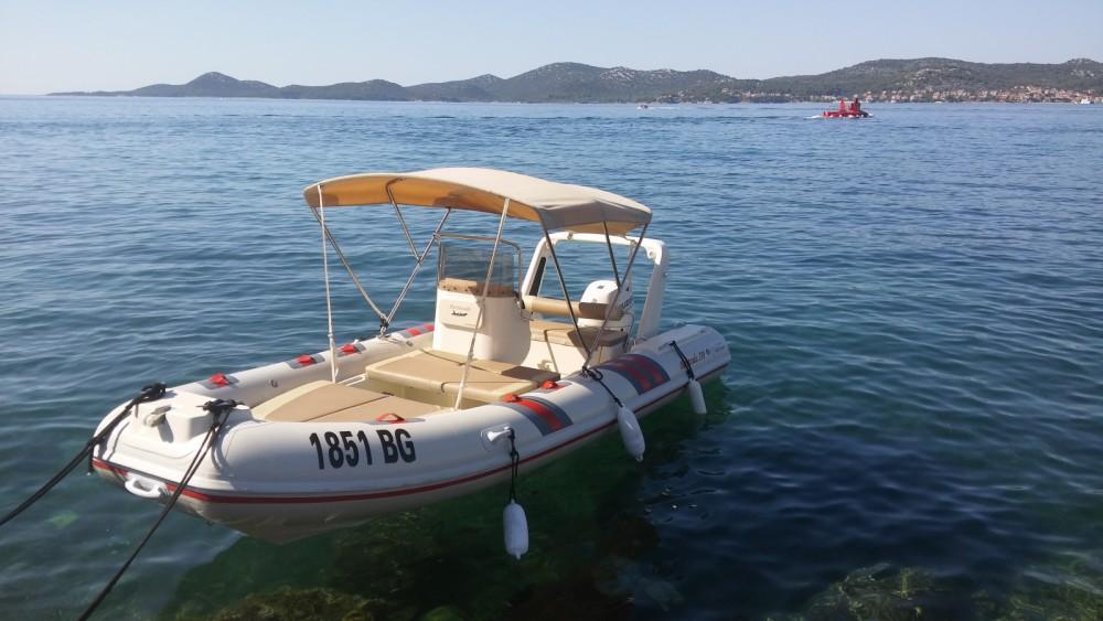 Boat rental Grad Biograd na Moru cheap Barracuda 530