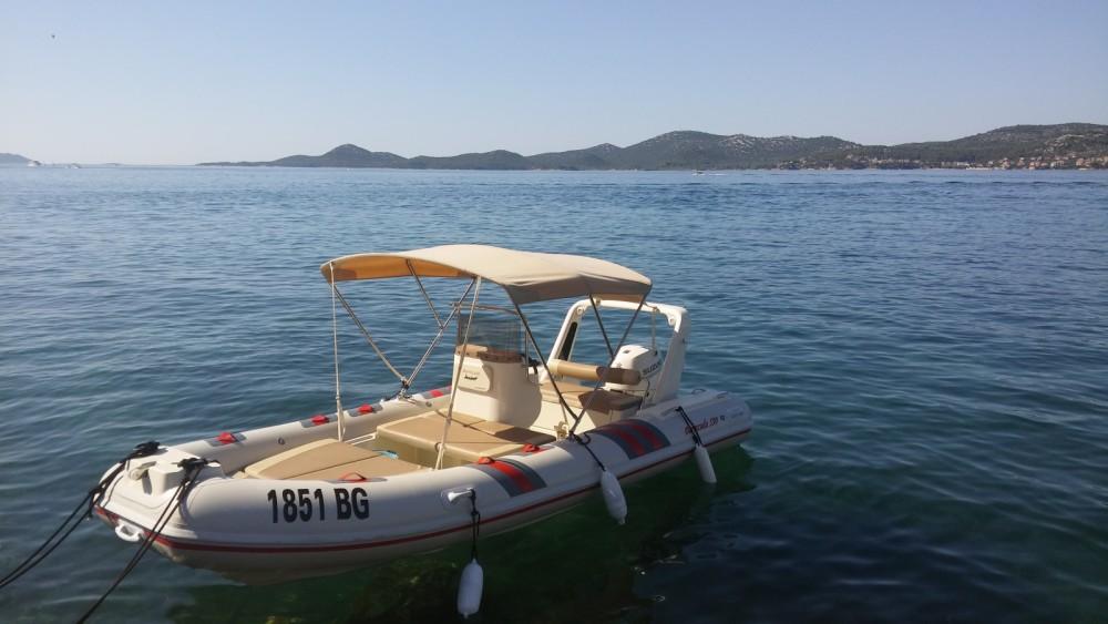 Rental yacht Grad Biograd na Moru - Barracuda Barracuda 530 on SamBoat