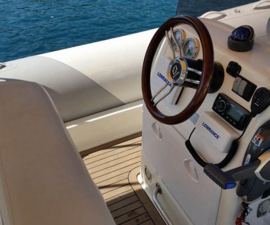 Boat rental Zodiac Medline 580 in Dubrovnik on Samboat