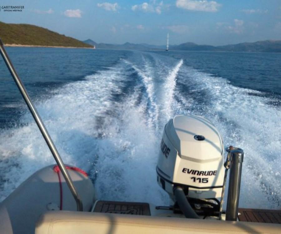Boat rental Dubrovnik cheap Medline 580