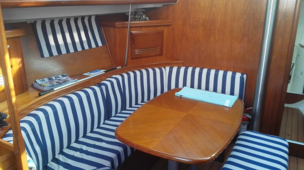 Sailboat for rent Catalonia at the best price