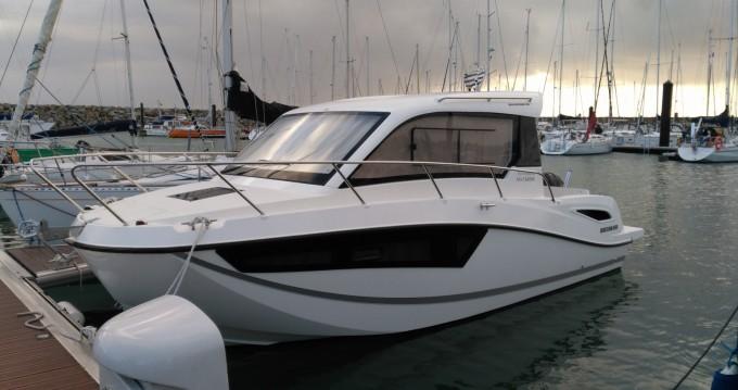 Boat rental Quicksilver Activ 755 Weekend in Roscoff on Samboat