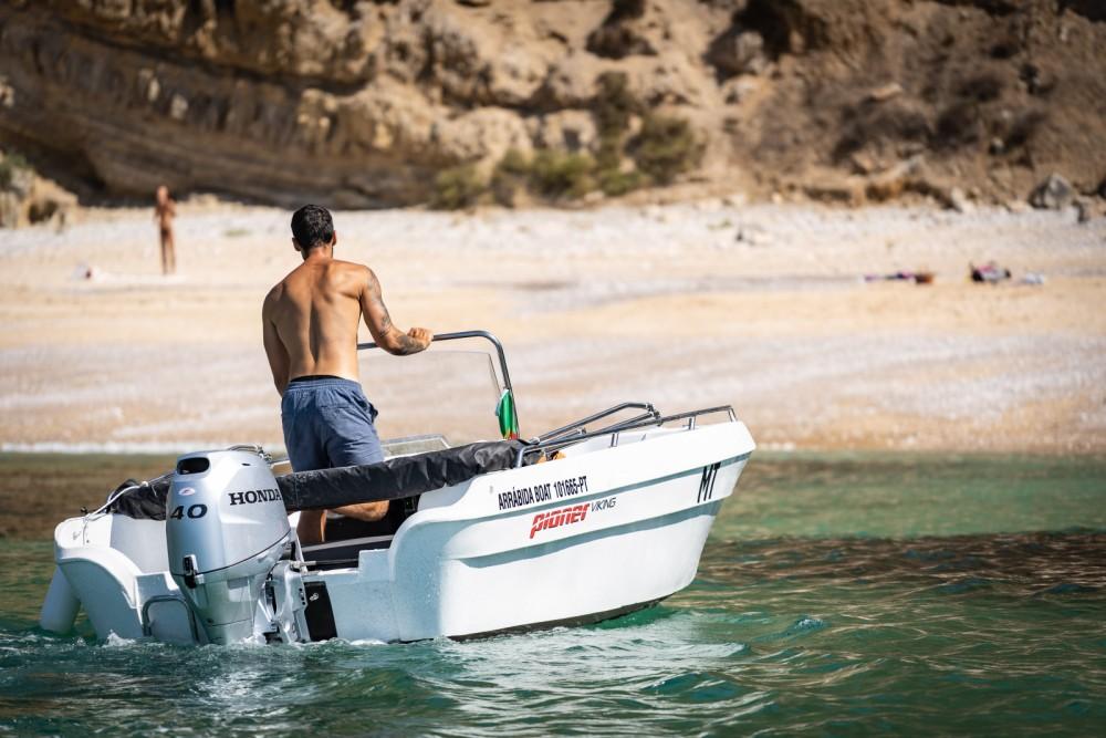 Boat rental Pioner Maxi Viking in Lisbon on Samboat