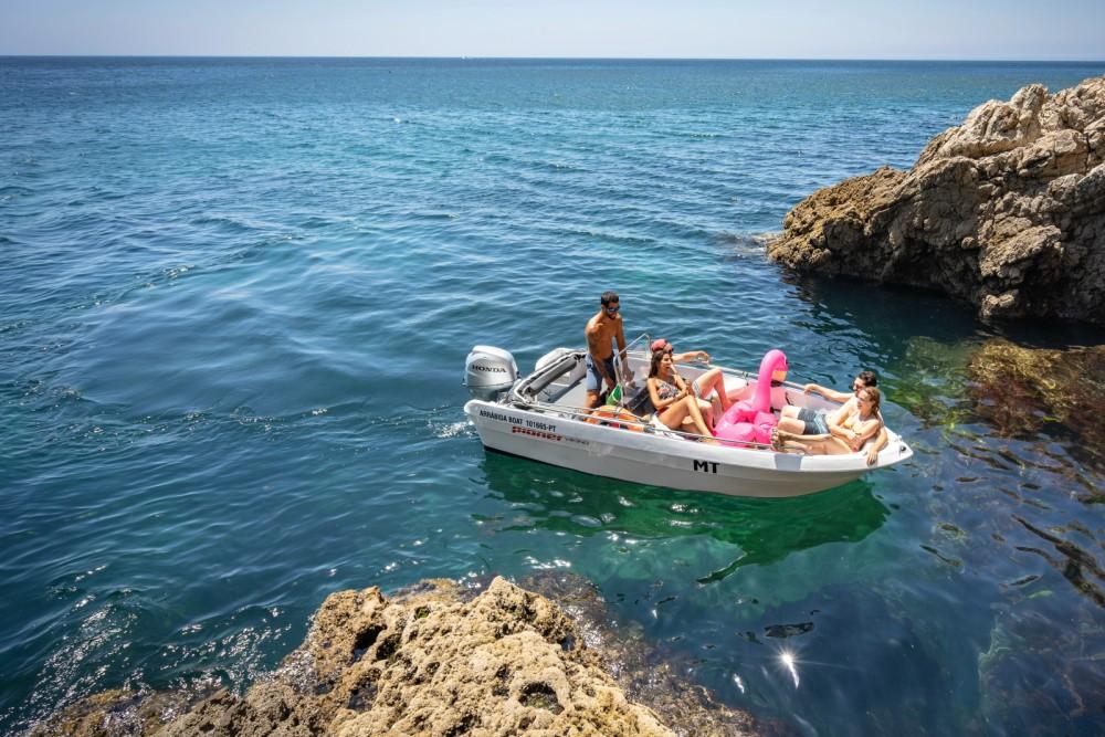 Rental Motorboat in Lisbon - Pioner Maxi Viking