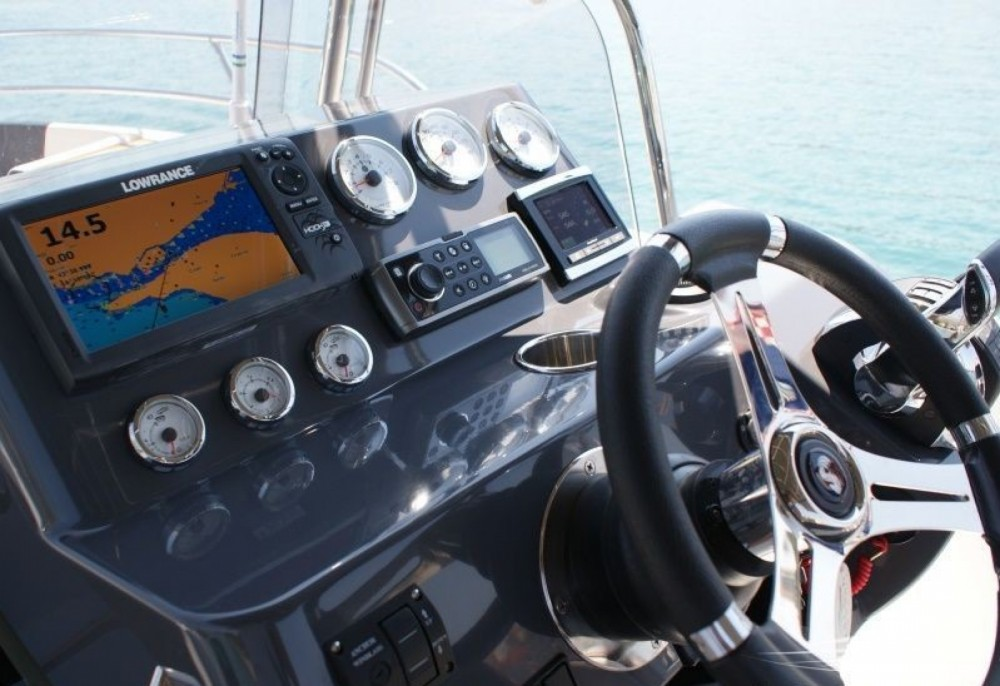 Boat rental Trogir cheap Flyer 8.8 SPACEdeck