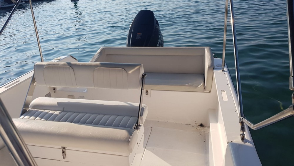 Rent a Elan Fishing 650 Cabin  Malinska