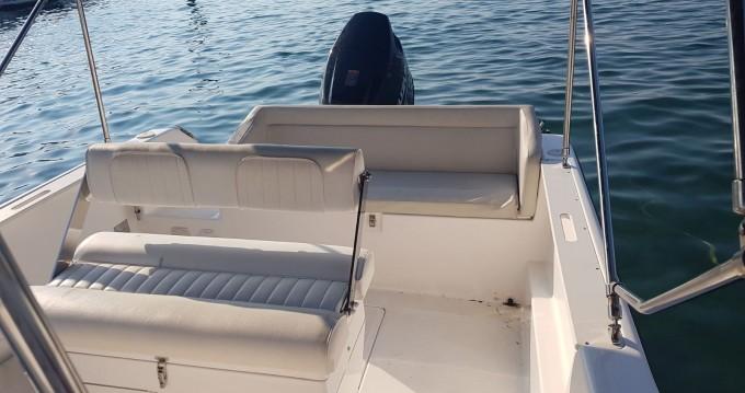 Boat rental Malinska-Dubašnica cheap Fishing 650 Cabin