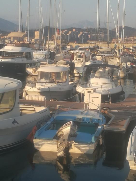 Rental yacht Ajaccio - esterel esterel IV on SamBoat