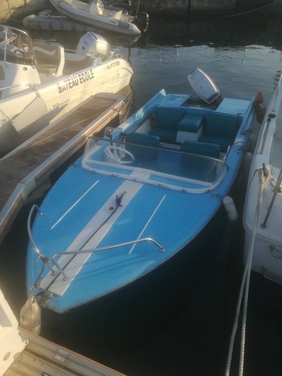 Rental Motorboat in Ajaccio - esterel esterel IV