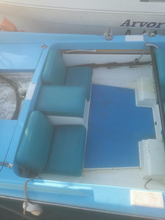 Boat rental Ajaccio cheap esterel IV