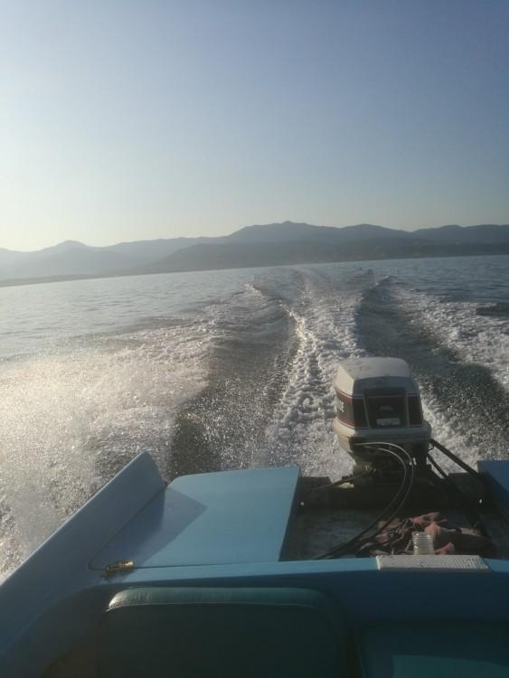 Rental Motorboat esterel with a permit