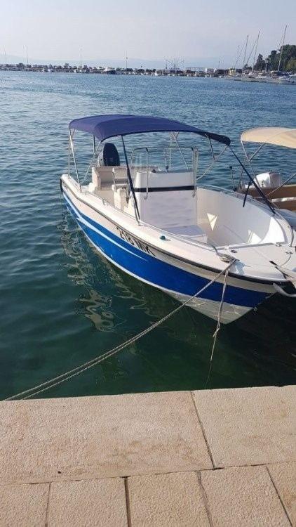 Rental Motorboat in Malinska - Elan Fishing 650 Cabin