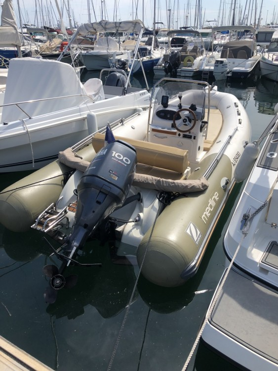 RIB for rent Golfe-Juan at the best price