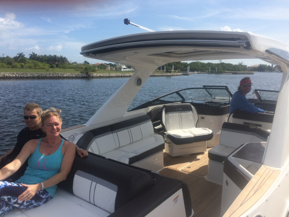 Rent a Sea Ray SLX 310 West Bay