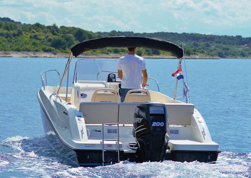 Rental Motorboat in Trogir - Quicksilver Quicksilver 675 Activ Open