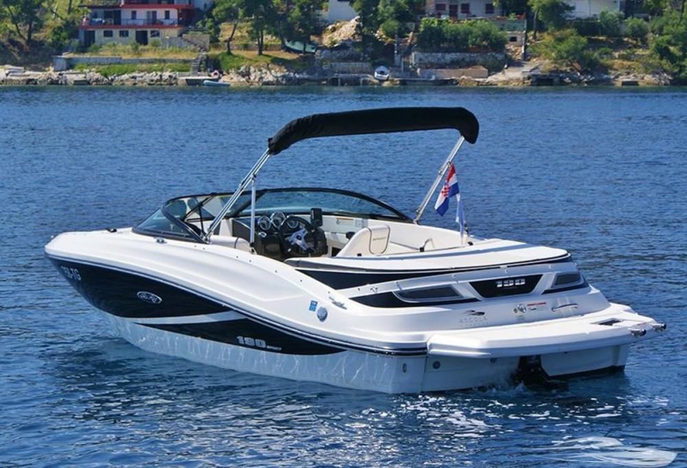 Rental yacht Trogir - Sea Ray Sea Ray 190 Sport on SamBoat