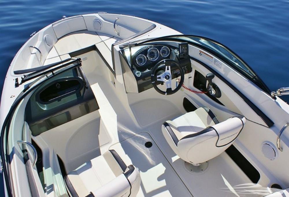 Rental Motorboat in Trogir - Sea Ray Sea Ray 190 Sport