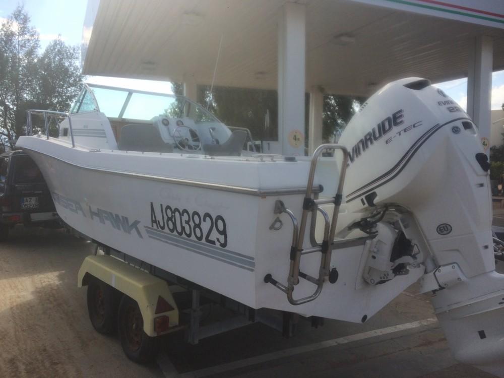 Rental yacht Porto-Vecchio - Sea-Hawk Sea Hawk 216 on SamBoat