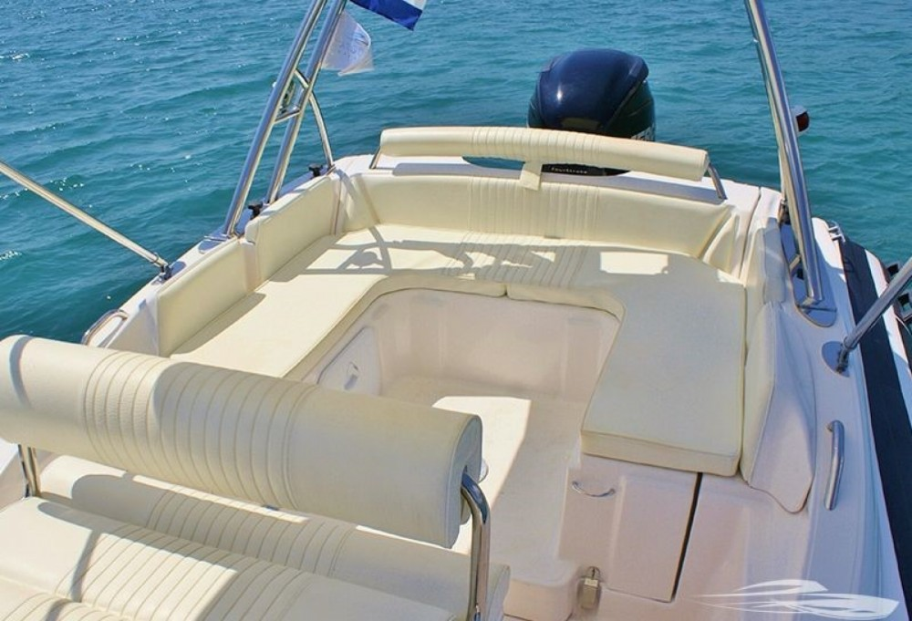 RIB for rent Trogir at the best price