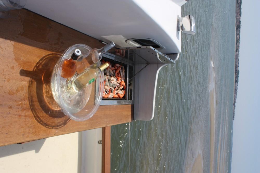 Rental Motorboat in Arcachon - Playa construction Playa 1200