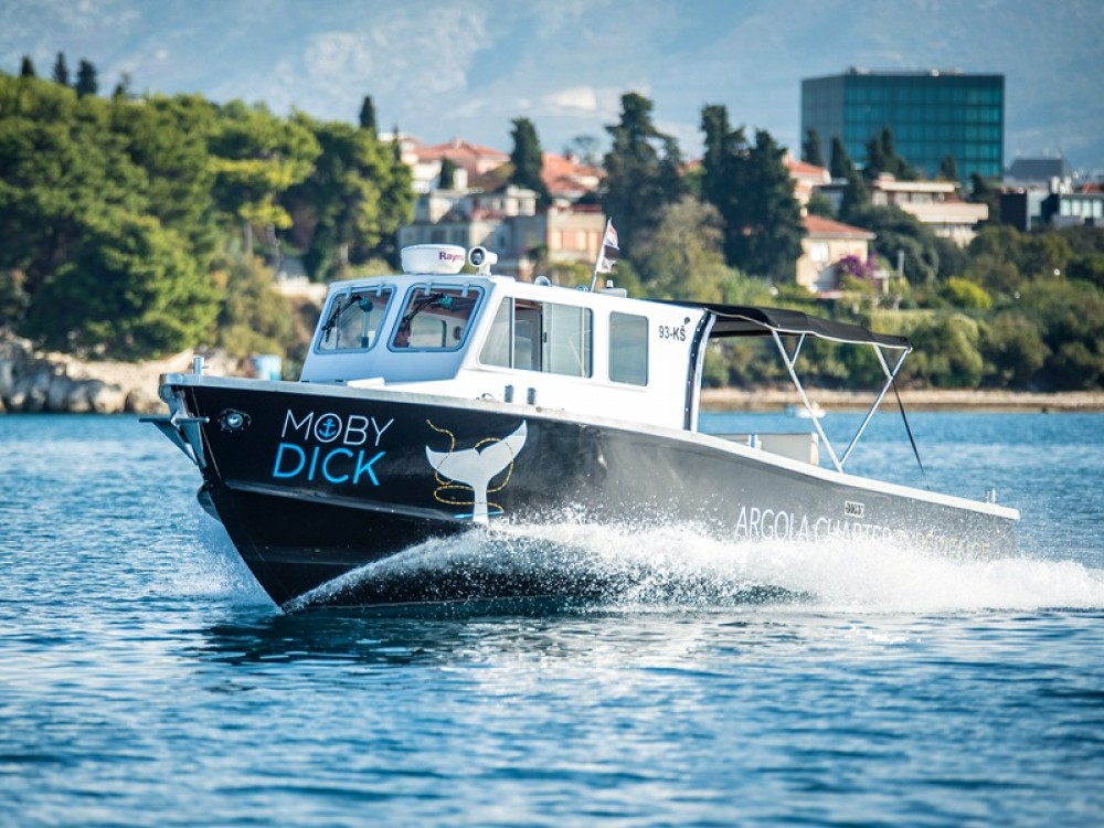 Mag Mag 11  between personal and professional Trogir