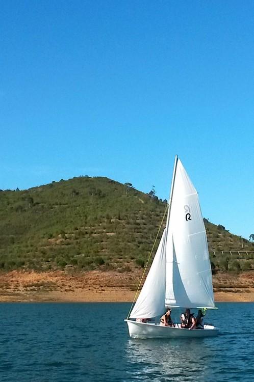 Rental Sailboat Raquero with a permit