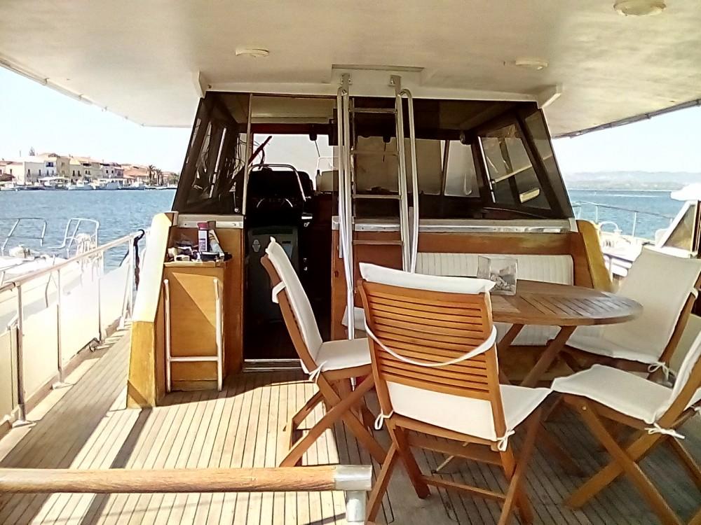 Rental yacht Sant'Antioco - Cantieri Di Pisa Super Saturno on SamBoat