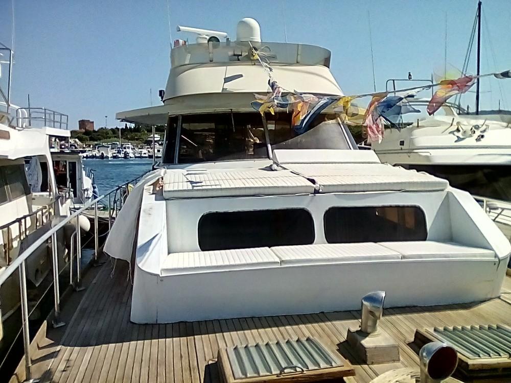 Rental Yacht in Sant'Antioco - Cantieri Di Pisa Super Saturno