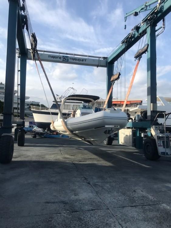 Rental yacht Villeneuve-Loubet - Zodiac Medline 7.5 on SamBoat