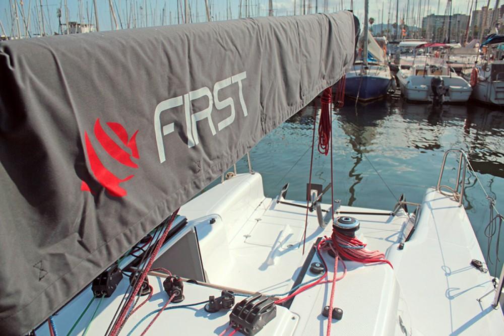 Rental yacht Barcelona - Bénéteau First 24 on SamBoat