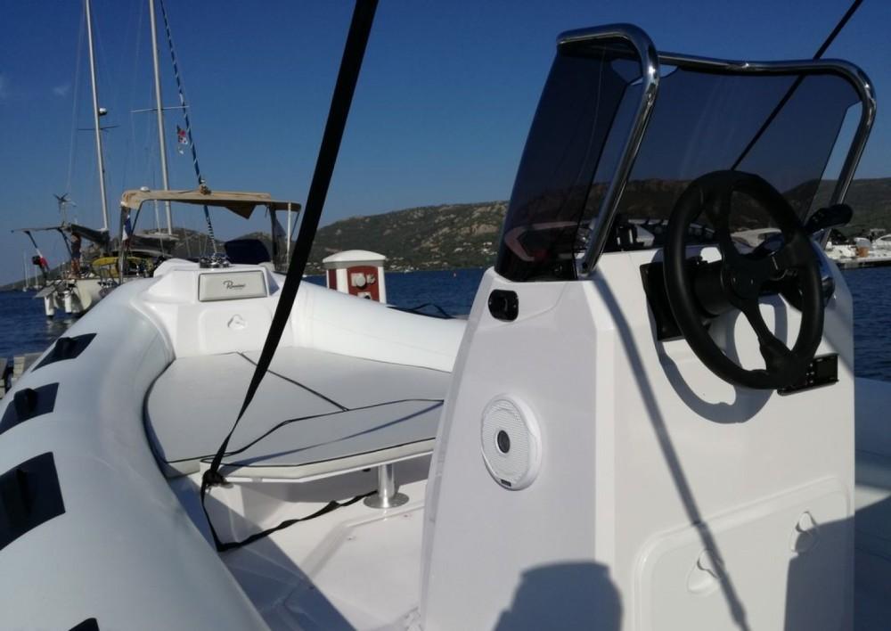 Rent a Ranieri Cayman 21 Sport Porto-Vecchio