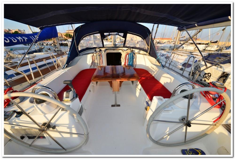 Rent a Bénéteau Oceanis 473 Clipper La Maddalena