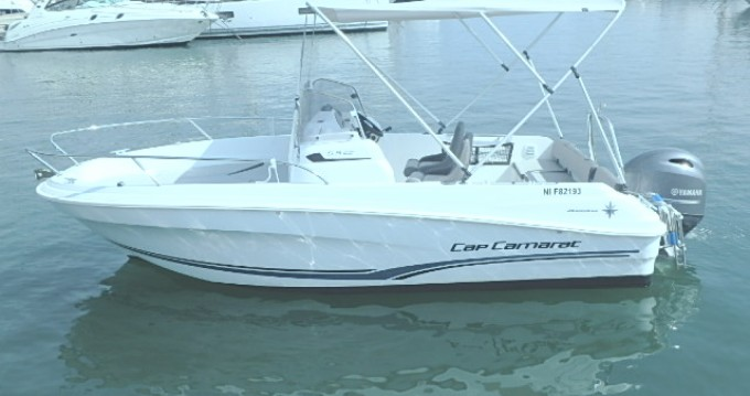 Hire Motorboat with or without skipper Jeanneau Golfe-Juan