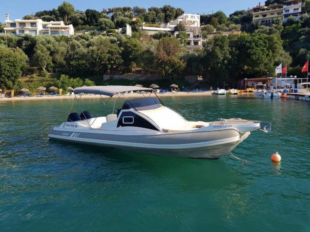 RIB for rent Gouvia at the best price