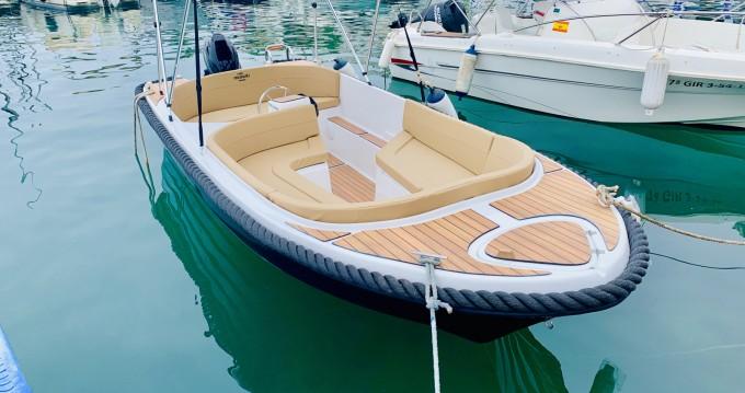 Mareti 500 open between personal and professional Puerto Deportivo Marina Del Este