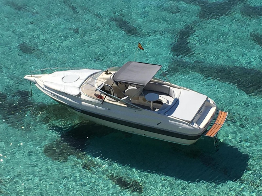 Rental yacht Balearic Islands - Cranchi Turchese 24 on SamBoat