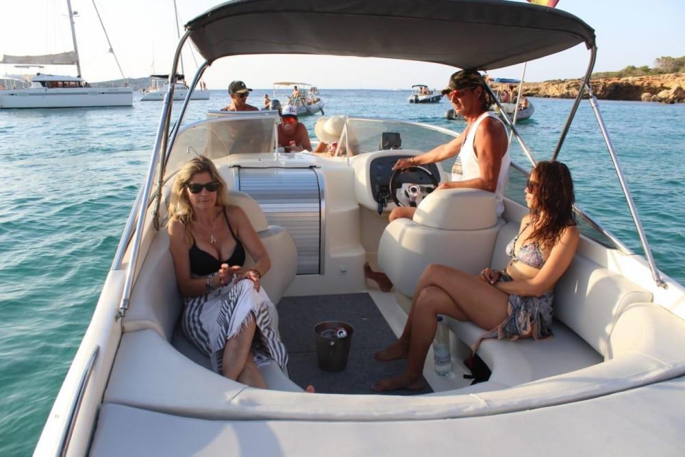 Boat rental Cranchi Turchese 24 in Balearic Islands on Samboat