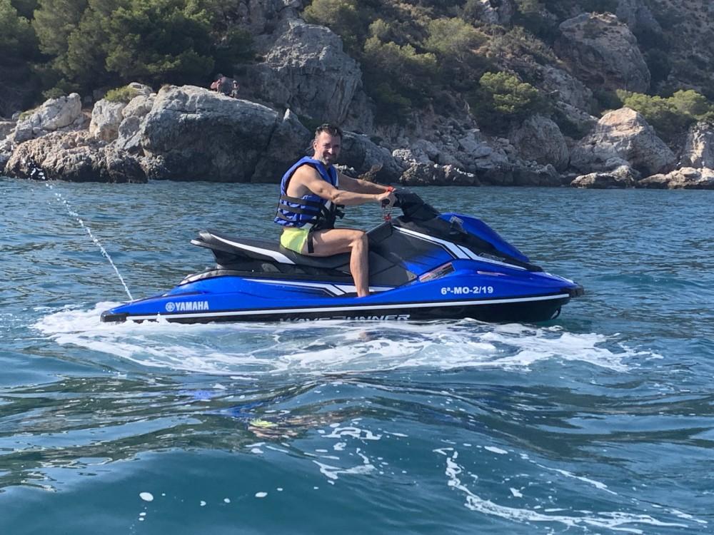 Boat rental Nerja cheap EX Deluxe
