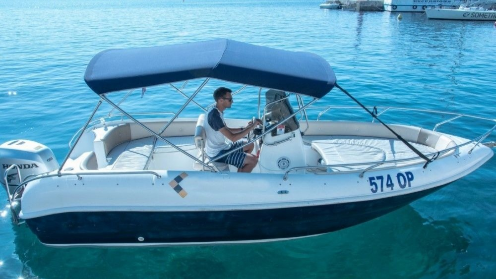 Hire Motorboat with or without skipper Marino Opatija