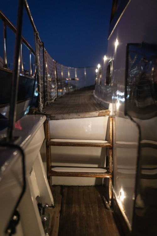 Rental Motorboat Cantieri Gatto with a permit