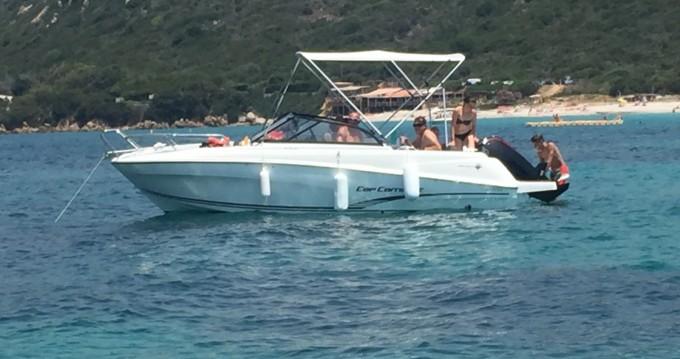 Rental Motorboat in Ajaccio - Jeanneau Cap Camarat 6.5 BR Serie 2