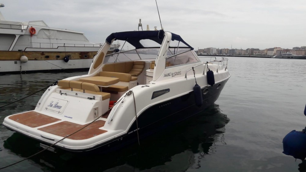 Boat rental Castellammare di Stabia cheap 32 SPORT