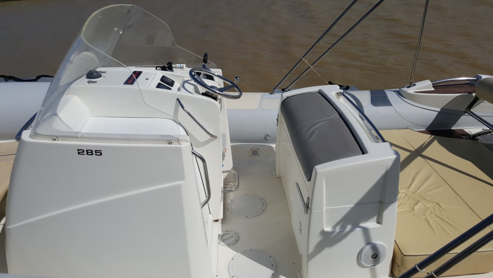Rental yacht Palavas-les-Flots - Kelt Sea Hawk 285 on SamBoat