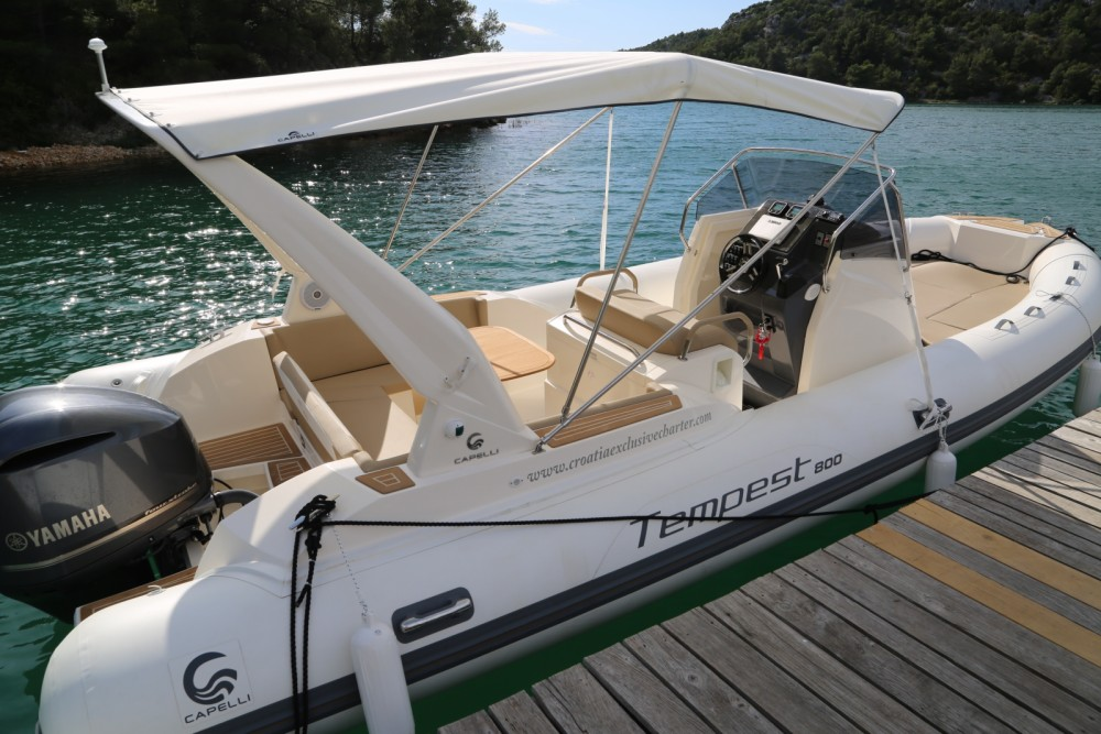 Hire RIB with or without skipper Capelli Arcachon